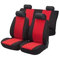 Walser Sitz deckt das gesamte Fahrzeug Red Flash - Autobezüge