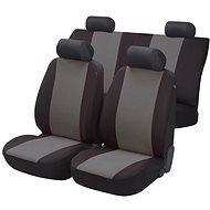 Walser seat covers on the entire Flash anthracite vehicle - Car Seat Covers