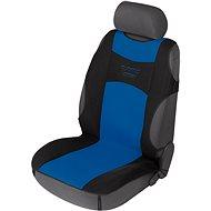 Walser Sitzbezüge auf den Vordersitzen autotriko Tuning Star schwarz / blau - Autobezüge