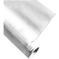 4CARS Fólie 3D CARBON se vzduchovými kanálky bílá 1.52x30m - Fólie