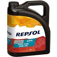 REPSOL TURBO DIESEL SUPER SHPD 15W40 5 Liter - Öl