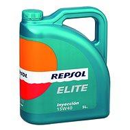 REPSOL ELITE INYECCIÓN 15W40 4l - Olej