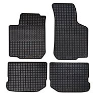 Compass rubber mats accurate - Skoda Octavia II (97-)