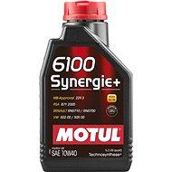 MOTUL 6100 SYNERGY + 10W40 1L - Oil