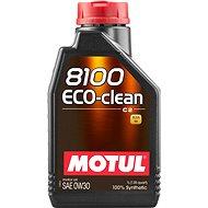 MOTUL 8100 ECO-CLEAN 0W30 1L - Oil