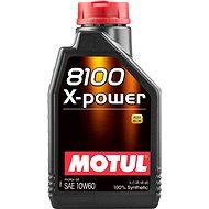MOTUL 8100 X-POWER 10W60 1L - Öl