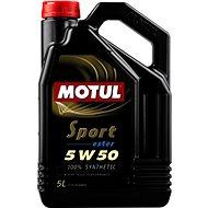 MOTUL SPORT 5W50 5L - Öl