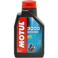 Motul 3000 20W50 4T 1L - Öl