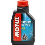 Motul 3000 20W50 4T 4L - Öl