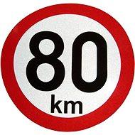 AGADOS Samolepka 80 km reflexní - Příslušenství