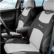 Compass seat covers front 2pc gray T-SHIRT