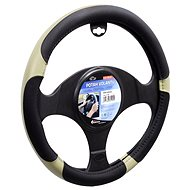 Compass Steering Wheel Cover GRIP beige