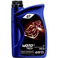 ELF MOTO 4 TECH 10W50 - 1L - Öl