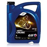 ELF MOTO 4 CRUISE 20W50 - 4L - Olej