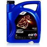 ELF MOTO 4 ROAD 10W40 - 4L - Olej