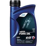 ELF MOTO FORK OIL SYN 10W - 0,5L - Olej