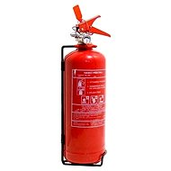 Compass Fire extinguisher 2 kg powder ABC