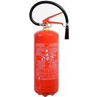 Compass Fire extinguisher powder 6 kg ABC (34A)