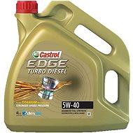 Oil EDGE Turbo Diesel 5W-40 TITANIUM FST 4 lt
