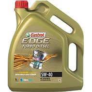 EDGE Turbo Diesel 5W-40 TITANIUM FST 5 lt
