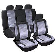 Sitzbezüge Set DELUXE 9 Stücke für Seitenairbag geeignet