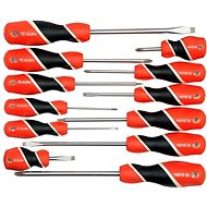 Yatom 12pc screwdriver set - 3-8 mm, + PH0-PH3, SQ1, SQ2