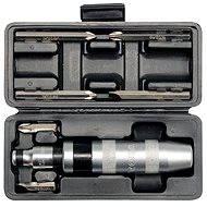 Yatom Schraubendreher Schlag metallic Zubehör 7 PC BOX - Schreubenzieher