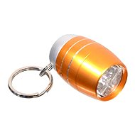 Compass KEG 6LED Flashlight Keychain