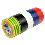 Yatom insulating tape 19 x 0.13 mm x 20 m color 10 pieces