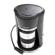 GRUNDIG 29998 Autokávovar 24V s nerezovým termo hrnkem - Kávovar
