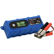 Compass Charger Mikroprozessor 3,8Amp 6 / 12V PB / GEL-LCD-Display