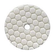 Chemical Guys Hex-Logic Quantum Light-Medium Polishing Pad, White - Kotouč