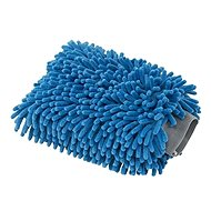 Chemical Guys Chenille Microfiber Wash Mitt blue