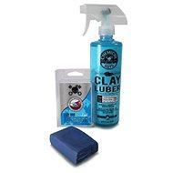Chemical Guys Clay Bar & Luber Synthetic Lubricant Kit, Light Duty - Sada