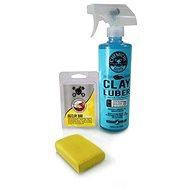 Chemical Guys OG Clay Bar & Luber Synthetic Lubricant Kit, Light/Medium Duty - Sada