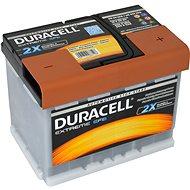 Autobaterie Duracell Extreme EFB DE 60 EFB, 60Ah, 12V ( DE60EFB ) - Autobaterie