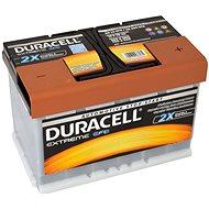 Autobaterie Duracell Extreme EFB DE 70 EFB, 70Ah, 12V ( DE70EFB ) - Autobaterie