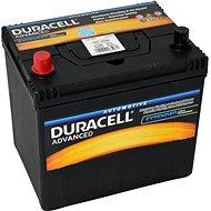 Autobaterie Duracell Advanced DA 60L, 60Ah, 12V ( DA60L ) - Autobaterie