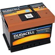 Autobaterie Duracell Advanced DA 60T, 60Ah, 12V ( DA60T ) - Autobaterie