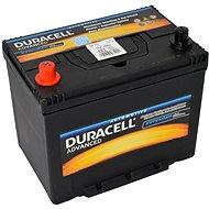 Autobaterie Duracell Advanced DA 70L, 70Ah, 12V ( DA70L ) - Autobaterie