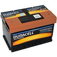 Autobaterie Duracell Advanced DA 72, 72Ah, 12V ( DA72 ) - Autobaterie