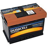 Autobaterie Duracell Advanced DA 74, 74Ah, 12V ( DA74 ) - Autobaterie