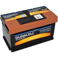 Autobaterie Duracell Advanced DA 80, 80Ah, 12V ( DA80 ) - Autobaterie