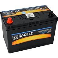 Autobaterie Duracell Advanced DA 95L, 95Ah, 12V ( DA95L) - Autobaterie