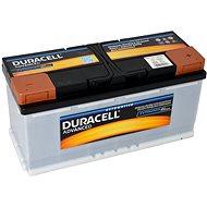 Autobaterie Duracell Advanced DA 110, 110Ah, 12V ( DA110) - Autobaterie