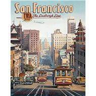 Blechschild San Francisco