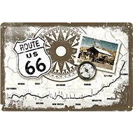 Tin Sign Route 66
