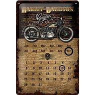 Tin Sign Harley Davidson