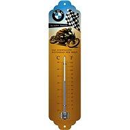 Retro Thermometer BMW Rennfahrer