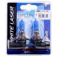 Bulb HB3 12V 60W P20d WHITE LASER blister 2pc